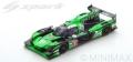 Spark (スパーク) 1/43 Onroak 日産 DPi No.2 - Tequila Patron ESM(Extreme Speed Motorsports) - Winner Petit ル・マン 2017 S. Sharp - R. Dalziel - B. Hartley