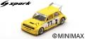 [予約]Spark (スパーク) 1/43 ルノー Le Car Turbo No.77 3rd Road Atlanta IMSA GTU 1981 Renault RacingPatrick Jacquemart