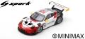 [予約]Spark (スパーク) 1/43 ポルシェ 911 GT3 R No.911 8H California 2018 Wright Motorsport R.Dumas/F.Makowiecki/D.Werner