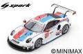 Spark (スパーク) 1/43 ポルシェ 911 RSR No.911 ポルシェ GT Team 24H Daytona 2019 P.Pilet/N.Tandy/F.Makowiecki