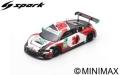 [予約]Spark (スパーク) 1/43 Audi R8 LMS GT3 No.88 WRT Speedsta+A13:G26gelis