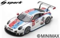 Spark (スパーク) 1/43 ポルシェ 911 RSR No.911 ポルシェ GT Team Winner GTLM class 12H Sebring 2019 P.Pilet/N.Tandy/F.Makowiecki