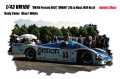 """VISION (ヴィジョン) 1/43 ポルシェ 962C """"Team Schuppan"""" 24h ル・マン 1989 """"OMRON"""" No.55"""