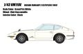[予約]VISION (ヴィジョン) 1/43 日産 フェアレディZ 432 (PS30) 1969 グランプリホワイト