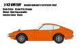 [予約]VISION (ヴィジョン) 1/43 日産 フェアレディZ 432 (PS30) 1969 グランプリオレンジ
