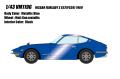 [予約]VISION (ヴィジョン) 1/43 日産 フェアレディZ 432 (PS30) 1969 メタリックブルー