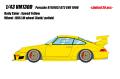 [予約]VISION (ヴィジョン) 1/43 ポルシェ 911(993) GT2 EVO 1996 スピードイエロー (限定30台)