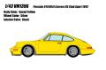 [予約]VISION (ヴィジョン) 1/43 ポルシェ 911(964) カレラ RS クラブスポーツ 1992 スピードイエロー
