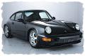 [予約]VISION (ヴィジョン) 1/43 ポルシェ 911(964) カレラ RS クラブスポーツ 1992 ブラック