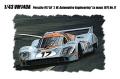 """[予約]VISION (ヴィジョン) 1/43 ポルシェ 917LH """"ジョン・ワイヤー・オートモーティブ・エンジニアリング"""" ルマン 24時間 1971 No.17"""