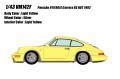 [予約]VISION (ヴィジョン) 1/43 ポルシェ 911(964) カレラ RS NGT 1992 パステルイエロー