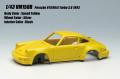 [予約]VISION (ヴィジョン) 1/43 ポルシェ 911(964) ターボ 3.6 1993 スピードイエロー (ブラックインテリア)