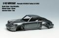 [予約]VISION (ヴィジョン) 1/43 ポルシェ 911(964) ターボ 3.6 1993 ガンメタリック(タンインテリア)