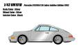 [予約]VISION (ヴィジョン) 1/43 ポルシェ 911(964) 30周年記念車 (30 Jahre Jubilee Edition) 1993 シルバー