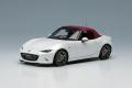 [予約]VISION (ヴィジョン) 1/43 マツダ ロードスター(ND) 100周年特別記念車 2020 (限定100台、国内販売数50台)