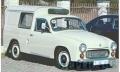 [予約]Whitebox(ホワイトボックス) 1/43 Syrena 105 Bosto 1972 グレー