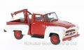 Whitebox(ホワイトボックス) 1/43 シボレー 3100 レッカー車 1956 レッド/ホワイト
