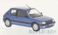 Whitebox(ホワイトボックス) 1/43 プジョー 205 GTI 1992 メタリックブルー