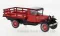 [予約]Whitebox(ホワイトボックス) 1/43 フォード AA プラットフォームトラック 1928 レッド