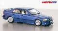 [予約]WERK83(ベルク83) 1/64 BMW M3 Sedan ブルーメタリック