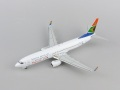 【SALE】Witty Wings 1/400 737-800 南アフリカ航空 ZS-SJR