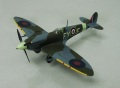 Witty Wings 1/72 スピットファイア MK.IX イギリス空軍 第611航空隊 BS435
