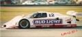 [予約]ABモデル 1/18 ジャガー XJR-12 #2 TWR/Budlight 1992 デイトナ24H 2位 Overall/1st in GTP 限定75個