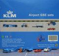 【SALE】JC WINGS 1/200 KLM GSE Set 1