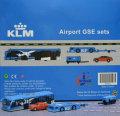 【SALE】JC WINGS 1/200 KLM GSE Set 3