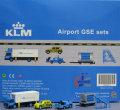 JC WINGS 1/200 KLM GSE Set 4