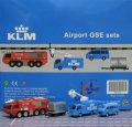 【SALE】JC WINGS 1/200 KLM GSE Set 6