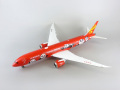 """JC WINGS 1/200 787-9 海南航空 B-6998 """"Kung Fu Panda 2"""" With Stand"""