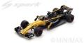 [予約]Spark (スパーク) 1/64 Sparky Renault R.S.17 Renault Sport F1 Team No.27 バーレーン GP 2017 Nico Hulkenberg