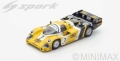 "Spark (スパーク) 1/64 Sparky ポルシェ 956 No.7 Winner ル・マン 1985 ""J. Winter""/P. Barilla/K. Ludwig"