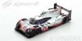 Spark (スパーク) 1/64 Sparky ポルシェ 919 Hybrid No.1 ポルシェ LMP Team ル・マン 2017 N.Jani/A.Lotterer/N.Tandy