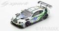 [予約]Spark (スパーク) 1/64 Sparky ベントレー コンチネンタル GT3 No.37 ベントレー Team ABT ニュルブルクリンク 24H 2016 C.Jons/S.Kane/M.Holzer/C.Bruck