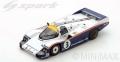 Spark (スパーク) 1/64 Sparky ポルシェ 956 No.3 Winner ル・マン 1983 A.Holbert/H.Haywood/V.Schuppan