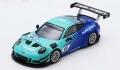 [予約]Spark (スパーク) 1/64 Sparky ポルシェ 911 GT3 R No.44 Falken Motorsports/24H ニュルブルクリンク 2018 K.Bachler/S.Muller/M.Ragginger/D.Werner