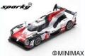 Spark (スパーク) Sparky 1/64 トヨタ TS050 Hybrid No.8 TOYOTA GAZOO Racing Winner 24H ル・マン 2018 セバスチャン・ブエミ/フェルナンド・アロンソ/中嶋一貴