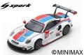 Spark (スパーク) Sparky 1/64 ポルシェ 911 RSR No.912 ポルシェ GT Team 24H デイトナ 2019 E.Bamber/L.Vanthoor/M.Jaminet