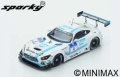Spark (スパーク) Sparky 1/64 Mercedes-AMG GT3 No.4 Mercedes-AMG Team Black Falcon Winner 24H Nurburgring 2016 B.Schneider/M.Engel/A.Christodoulou/M.Metzger