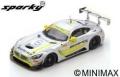 Spark (スパーク) Sparky 1/64 Mercedes-AMG GT3 No.48 Mercedes-AMG Team Driving Academy Winner FIA GT World Cup Macau 2017 Edoardo Mortara