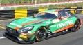 Spark (スパーク) sparky 1/64 Mercedes-AMG GT3 No.77 Mercedes-AMG Team Craft-Bamboo Racing 6th FIA GT World Cup Macau 2019 Edoardo Mortara