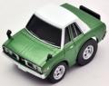 チョロQ zero 日産セドリックGX(緑)