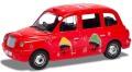 [予約]CORGI(コーギー) 1/36 ザ・ビートルズ ロンドン タクシー 'Christmas'