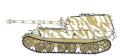 DRAGON ARMOR (ドラゴンアーマー) 1/72 WW.II ドイツ軍 Sd.Kfz.184 エレファント重駆逐戦車 第614重戦車駆逐中隊 1944 ポーランド