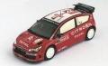 [予約]トロフュー1/43 シトロエン C4 WRC 2007年 ラリーポルトガル 優勝 #1 S. Loeb/D. Elena