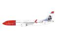 [予約]InFlight Model 1/200 737-8 MAX ノルウェー・エア・スウェーデン SE-RTA スタンド付属