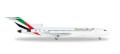 herpa wings 1/500 727-200 エミレーツ航空 A6-EMA