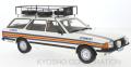 [予約]PremiumClassiXXs(プレミアムクラシックス) 1/18 フォード グラナダ Turnier weiss ロスマンズ 1981 ロスマンズ ラリー チーム